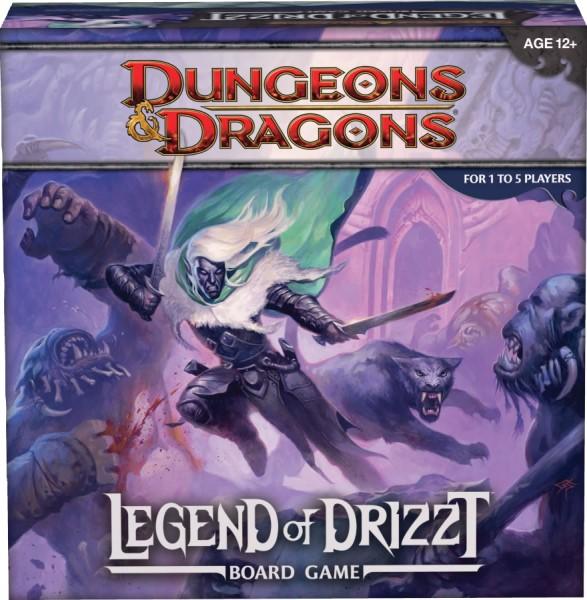 D&D: The Legend of Drizzt
